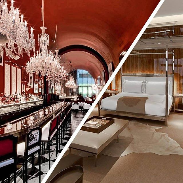 One The Top Rated 5 Star Luxury Hotels Of New York City Baccarat